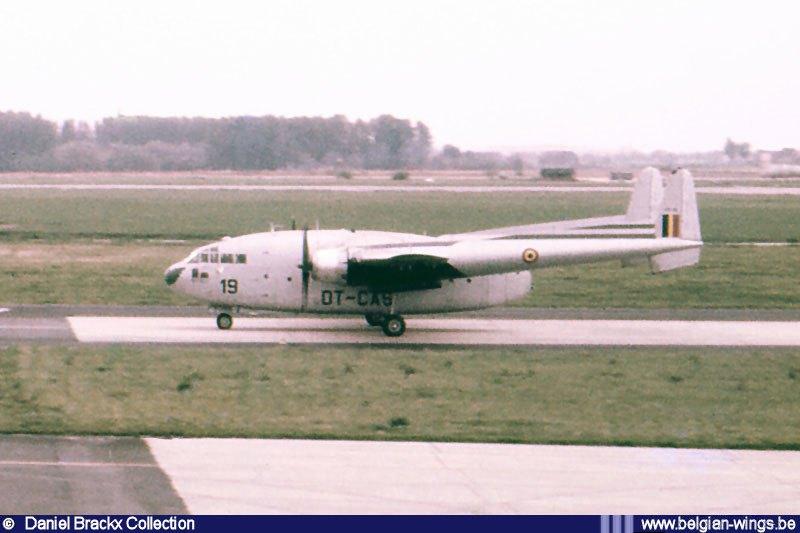 Crash of a Fairchild C-119G Flying Boxcar in Veckerhagen ...