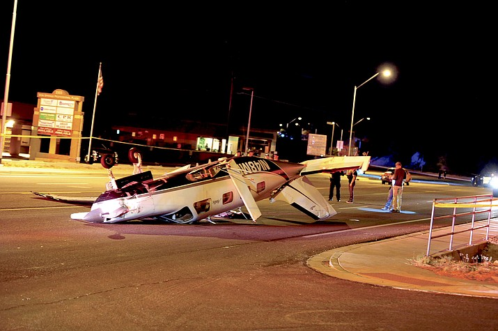 Arizona | Bureau of Aircraft Accidents Archives