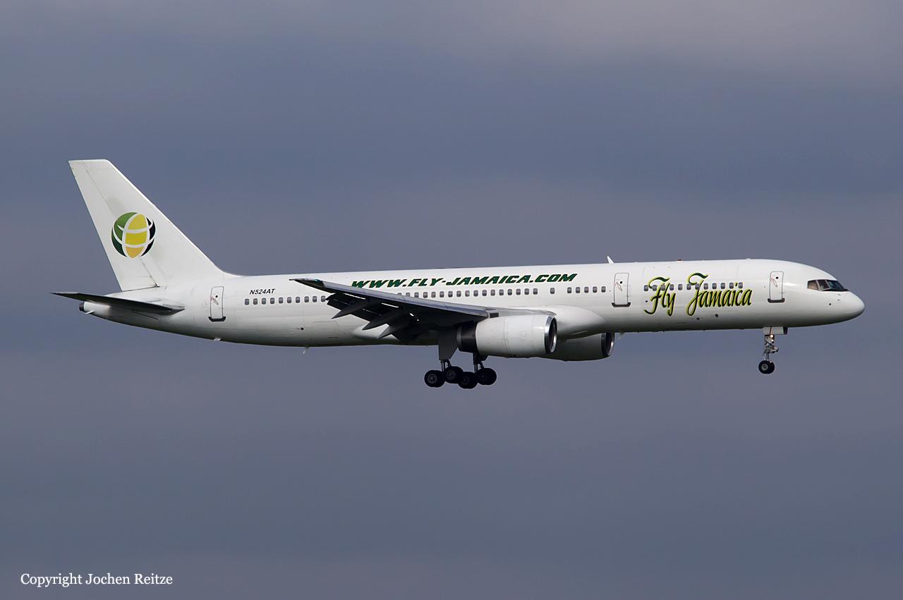 Crash of a Boeing 757-23N in Georgetown: 1 killed   Bureau