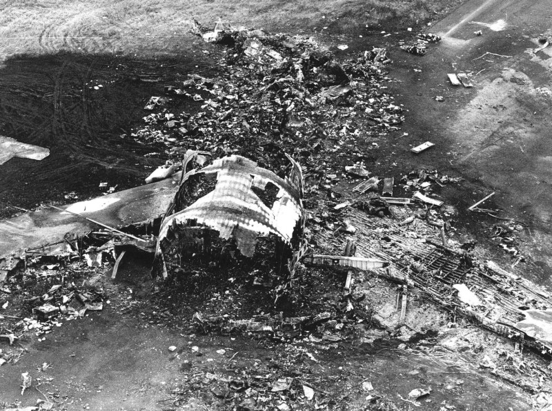 Accidents pictures | Bureau of Aircraft Accidents Archives