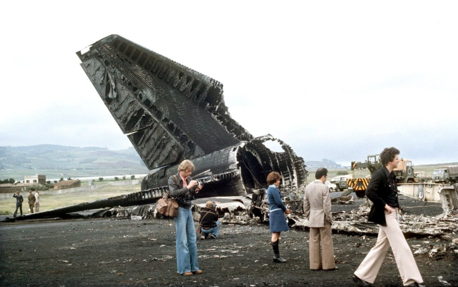 Canary Islands | Bureau of Aircraft Accidents Archives