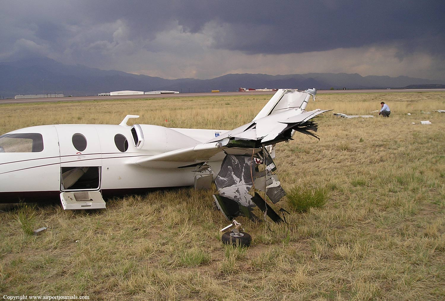 Colorado Springs | Bureau of Aircraft Accidents Archives