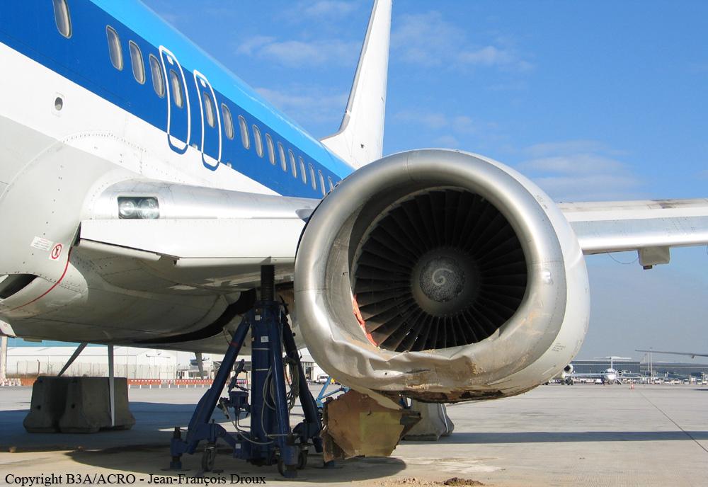 Crash of a Boeing 737-400 in Barcelona   Bureau of Aircraft