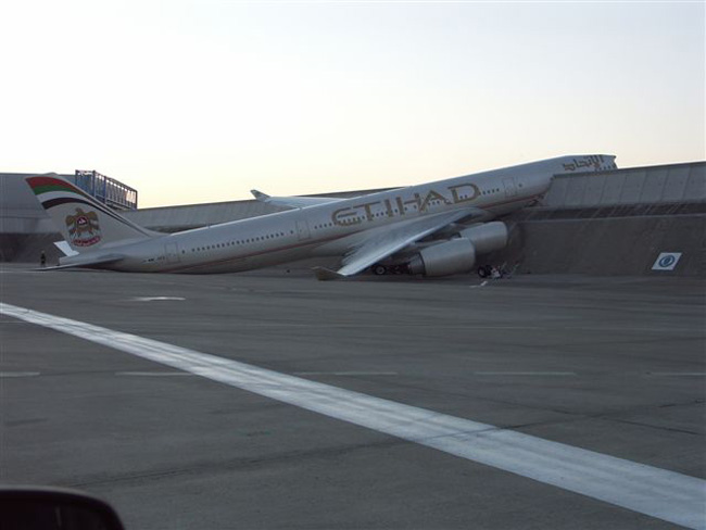 Crash Of An Airbus A340 In Toulouse Bureau Of Aircraft