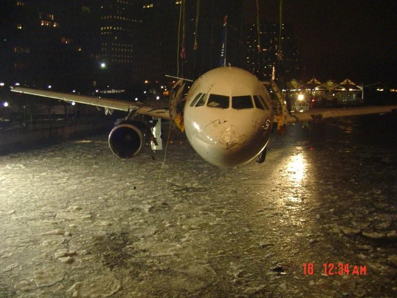 Crash of an Airbus A320 in New York | Bureau of Aircraft