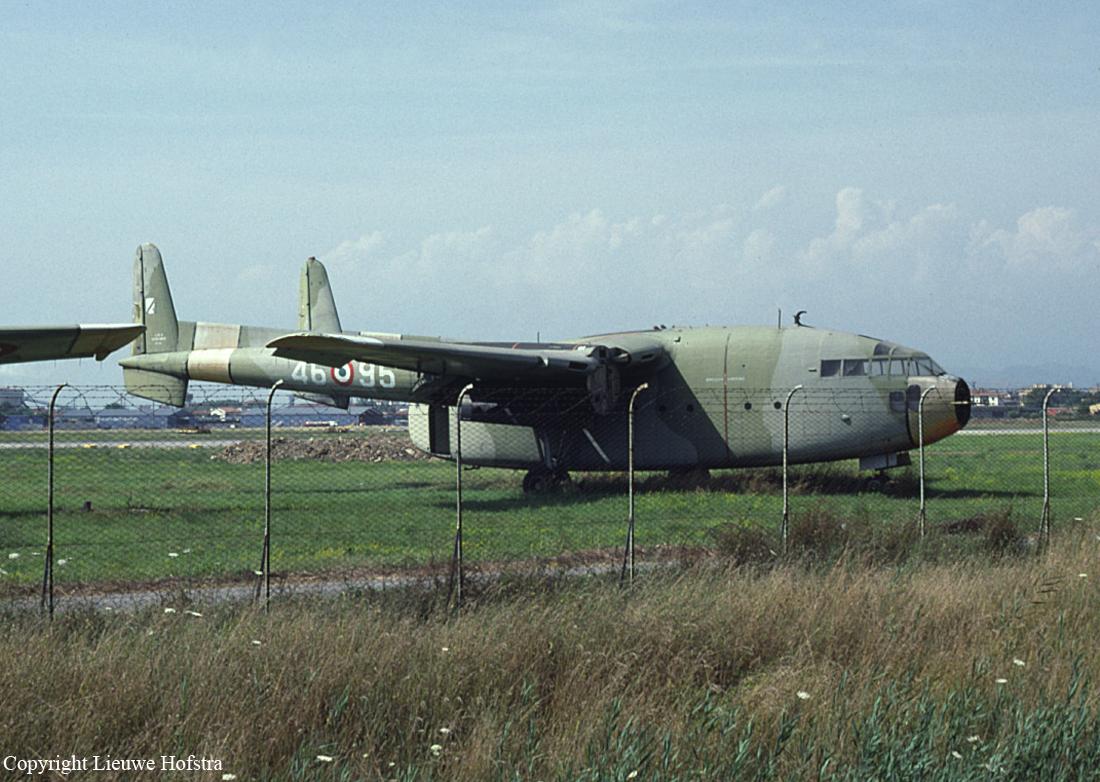 Fairchild C-119 Flying Boxcar | Bureau of Aircraft ...