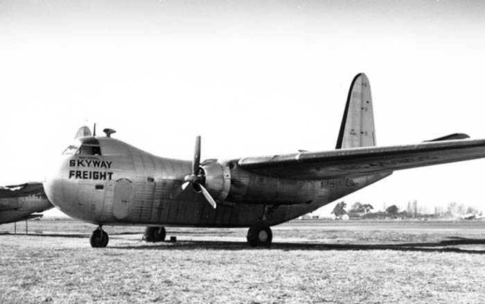 Pax River Maryland >> Budd RB-1 Conestoga | Bureau of Aircraft Accidents Archives