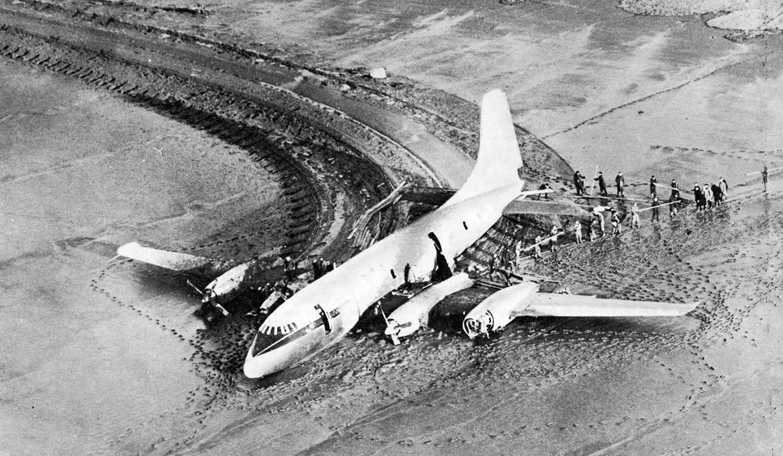 Gear Shaft Design >> Crash of a Bristol 175 Britannia 101 off Littleton-upon-Severn   Bureau of Aircraft Accidents ...