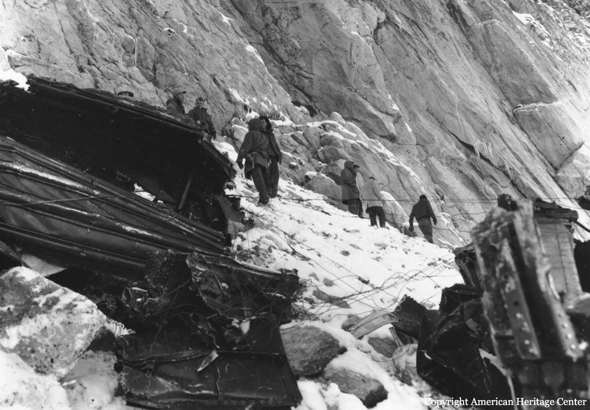 Crash Of A Douglas Dc 4 On Medicine Bow Peak 66 Killed