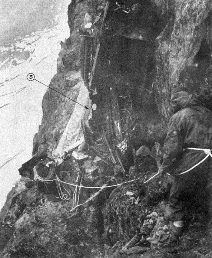 Crash of a Canadair C-4M2 North Star on Mt Slesse: 62 ...