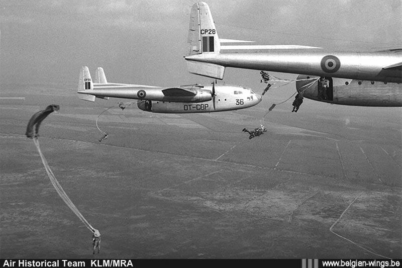 Crash of a Fairchild C-119G Flying Boxcar near Goma: 39 ...