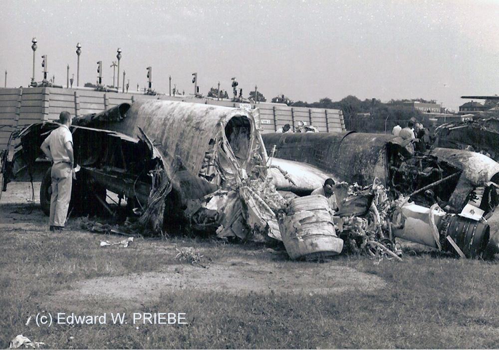 Crash of a Lockheed L-188A Electra in LaGuardia | Bureau of Aircraft