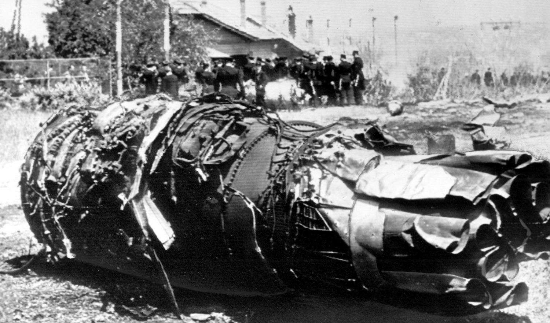 crash of a boeing 707 328 in paris 130 killed bureau of. Black Bedroom Furniture Sets. Home Design Ideas
