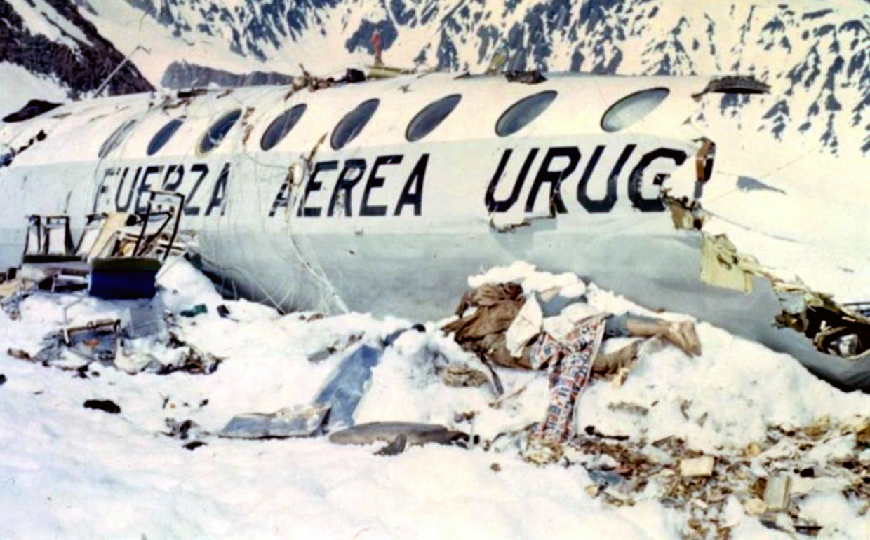 Crash Of A Fairchild Hiller Fh 227b In The Andes Mountains 29 Killed Bureau Of Aircraft Accidents Archives