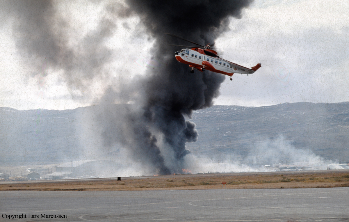 Thule AFB (Pituffik) | Bureau of Aircraft Accidents Archives
