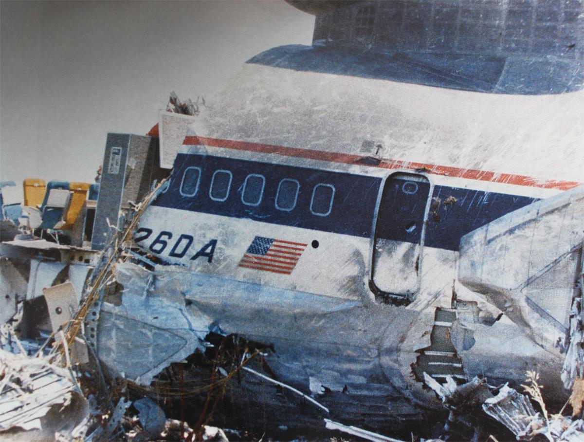 Dallas | Bureau of Aircraft Accidents Archives