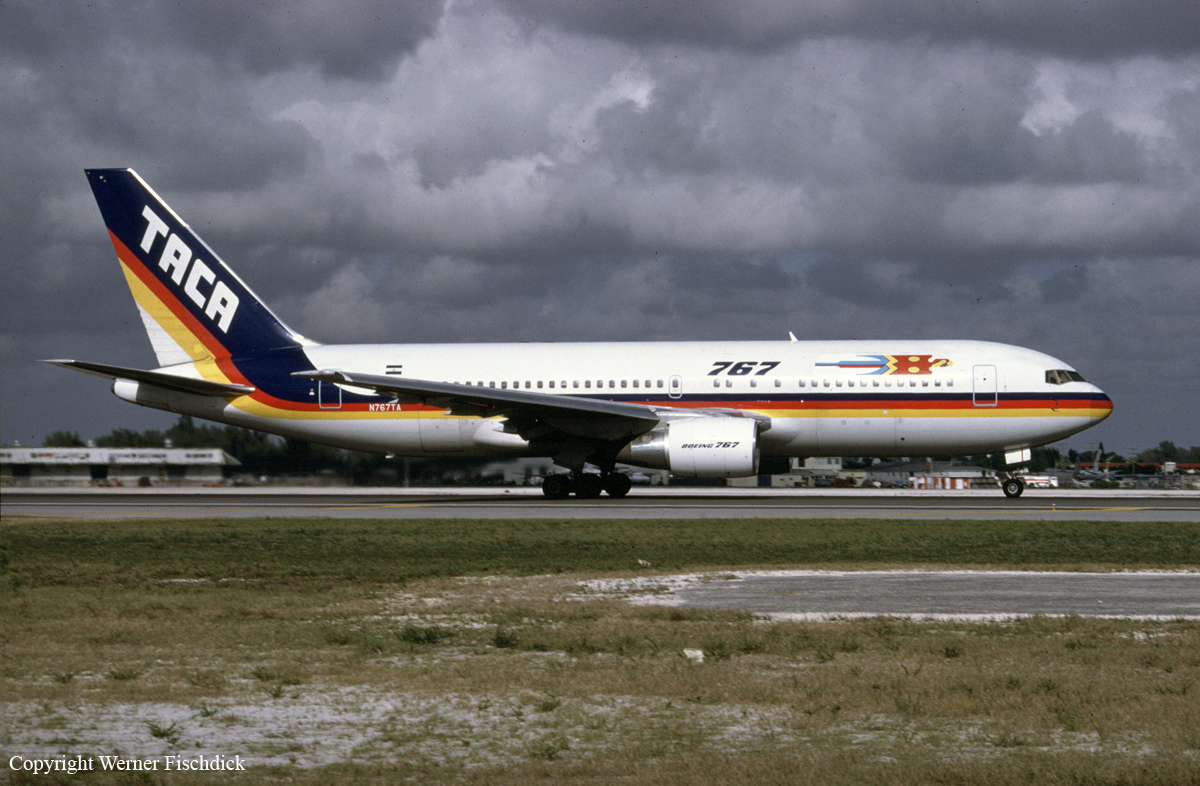 Crash of a Boeing 767 in Guatemala City | Bureau of Aircraft