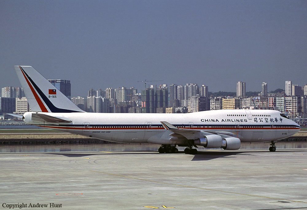 Crash Of A Boeing 747 400 In Hong Kong Bureau Of