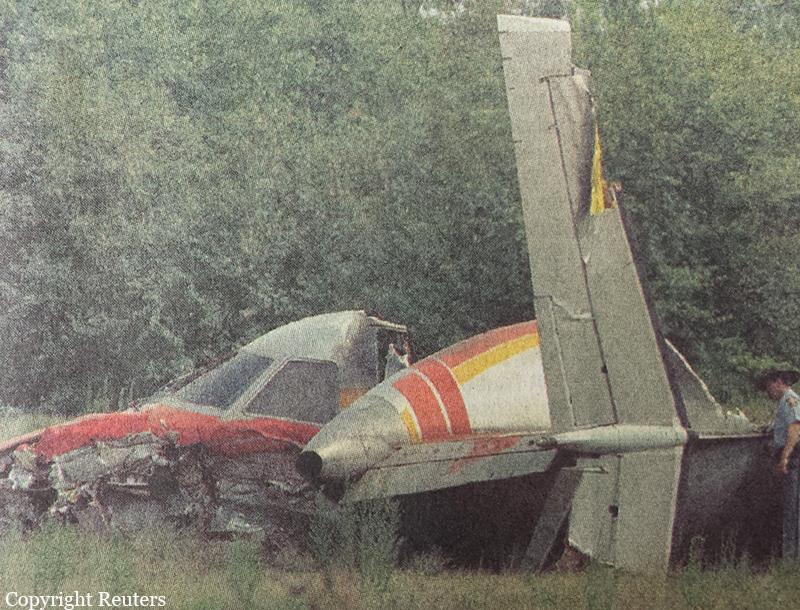 Crash of an Embraer EMB-120 Brasilia in Carrollton: 8 killed