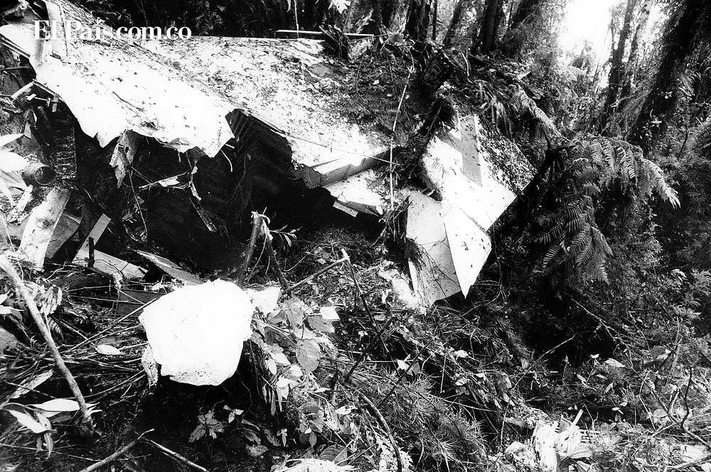 Crash Of A Boeing 757 In Cali 159 Killed Bureau Of