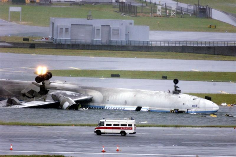 Hong Kong Bureau Of Aircraft Accidents Archives
