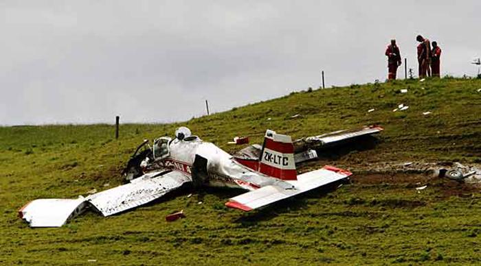 Taranaki Regional Council | Bureau of Aircraft Accidents