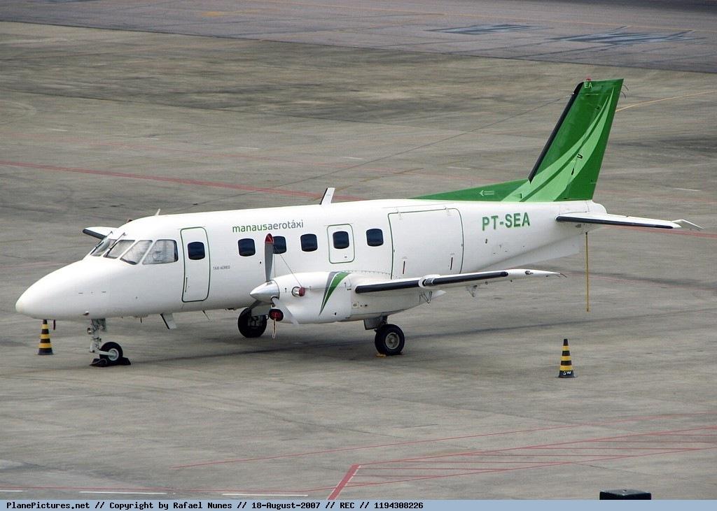 Crash of an Embraer EMB-110P1 ...