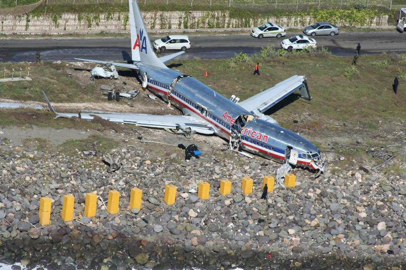 essay about plane crash