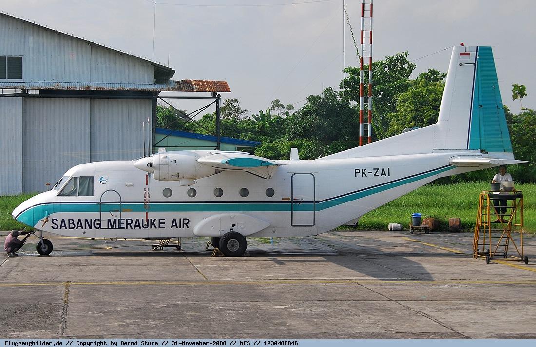 Crash of a Casa 212 Aviocar near Tanjung Pinang: 5 killed | Bureau