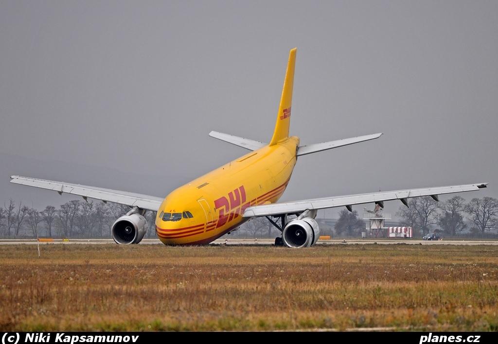 Crash Of An Airbus A300b4