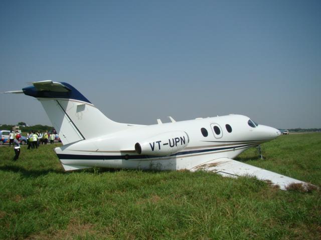 Raytheon 390 Premier I | Bureau of Aircraft Accidents Archives