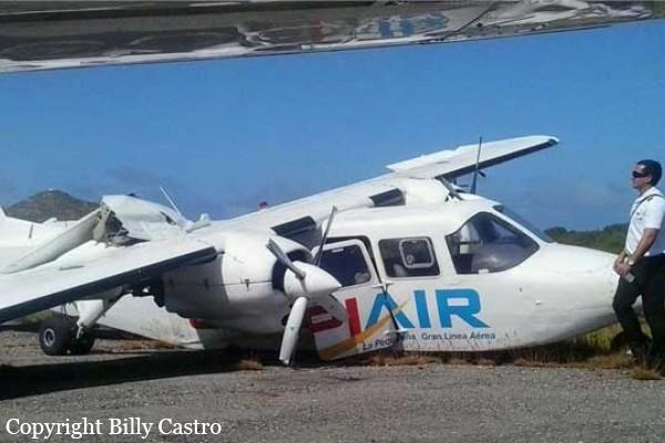 Britten-Norman Islander | Bureau of Aircraft Accidents Archives