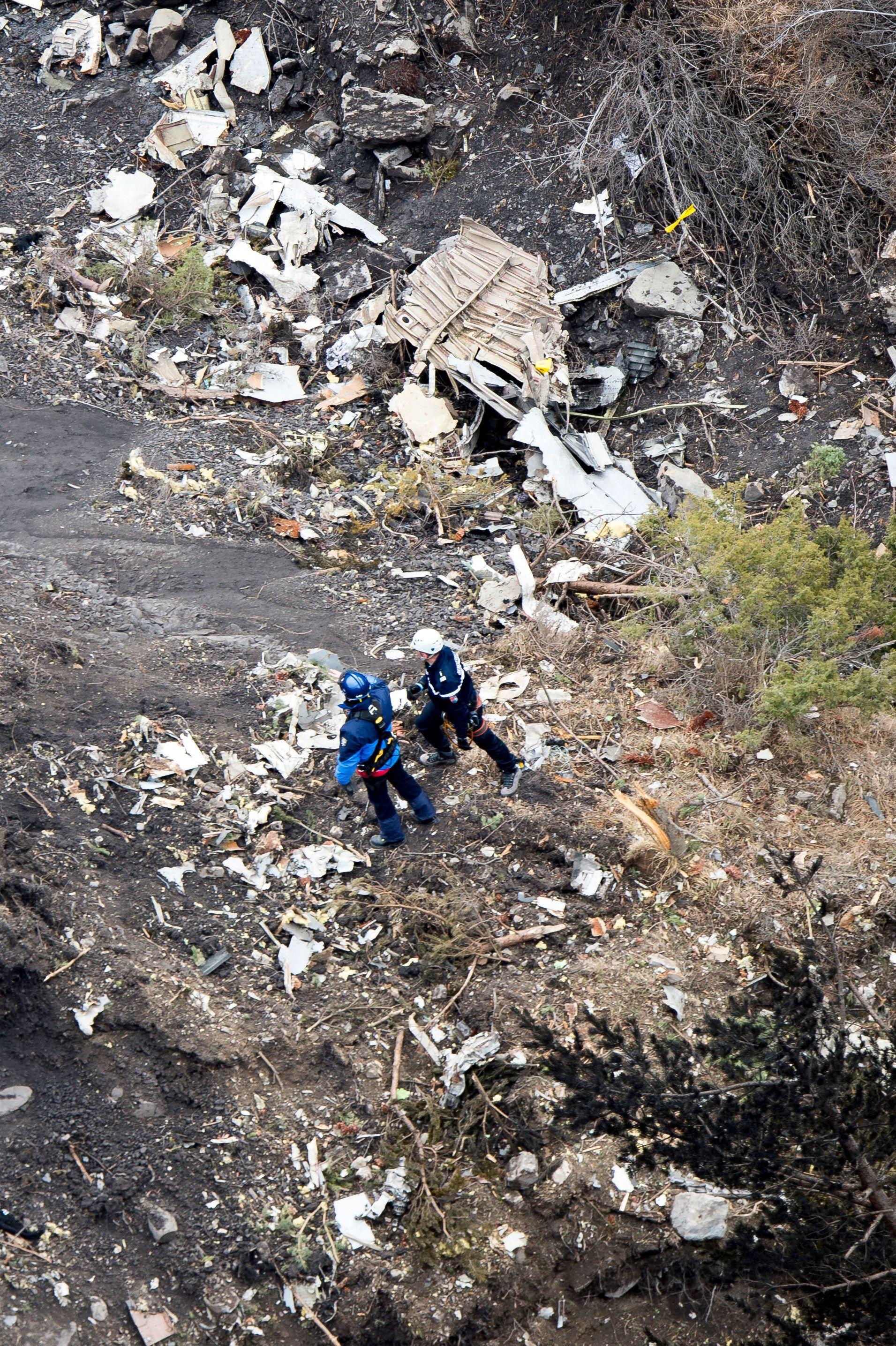 Crash of an Airbus A320-211 near Prads-Haute-Bléone: 150 killed
