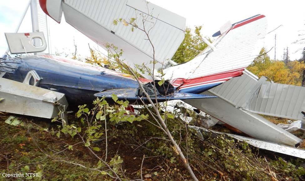 Crash of a De Havilland DHC-3T Turbo Otter in Iliamna: 3