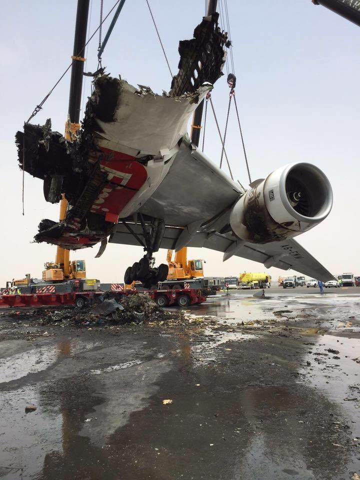 Dubai | Bureau of Aircraft Accidents Archives