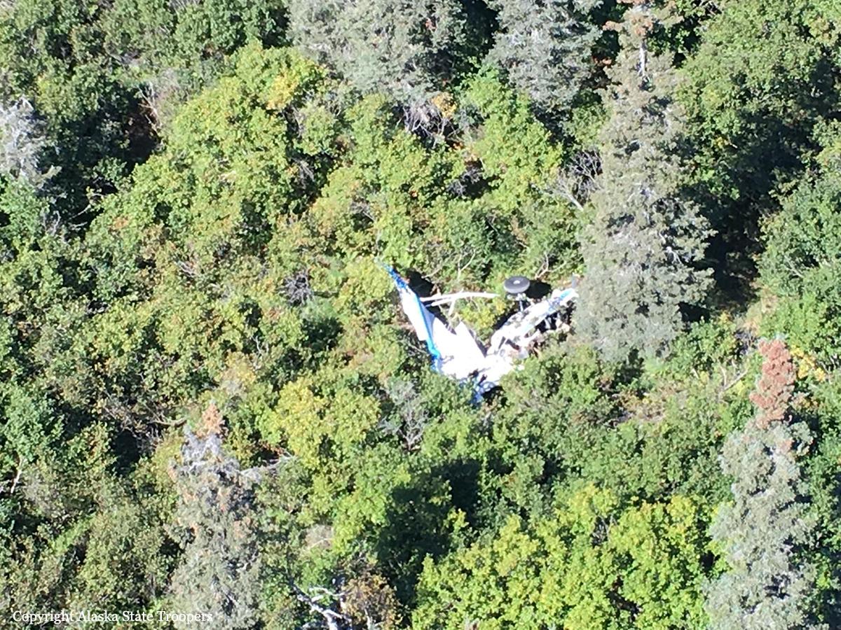 Looking For Alaska Car Accident: Crash Of A Cessna 208B Grand Caravan In Russian Mission: 3