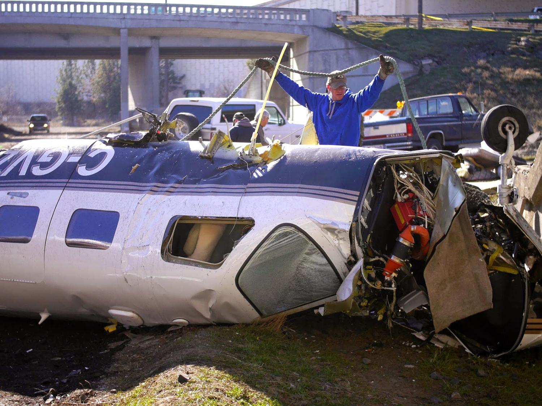 Piper Malibu Accident Record
