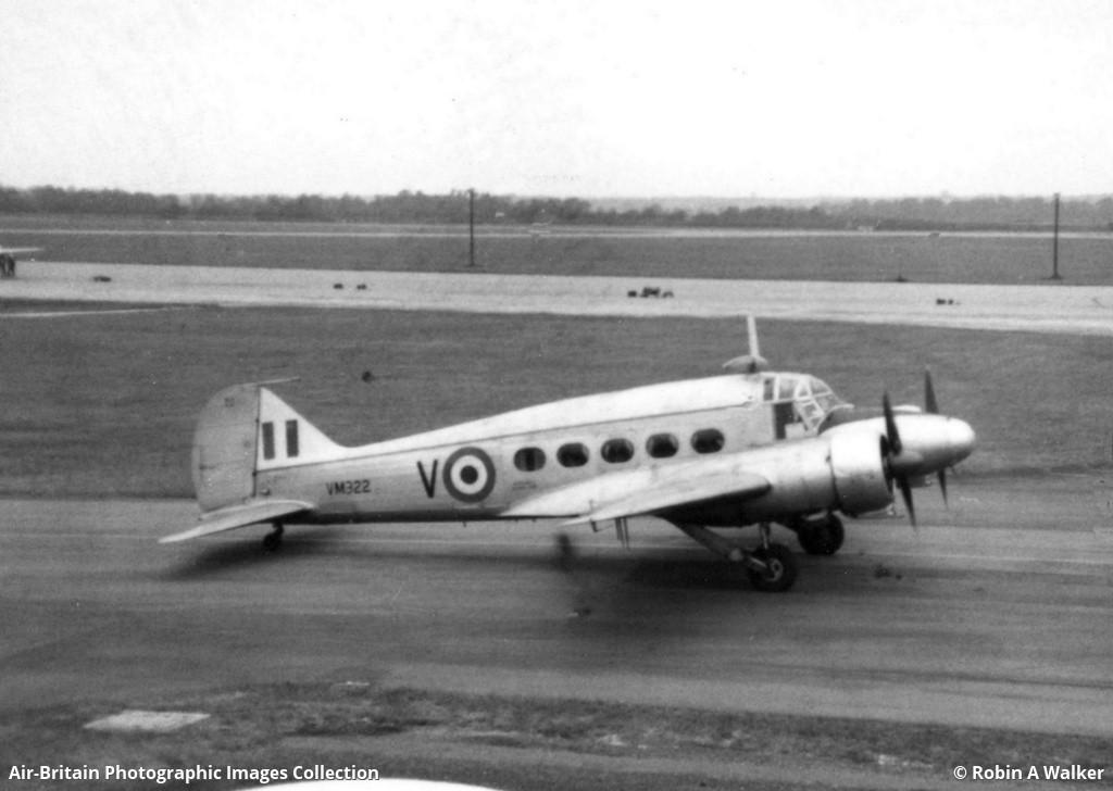 crash   avro  anson   raf jurby bureau  aircraft accidents archives