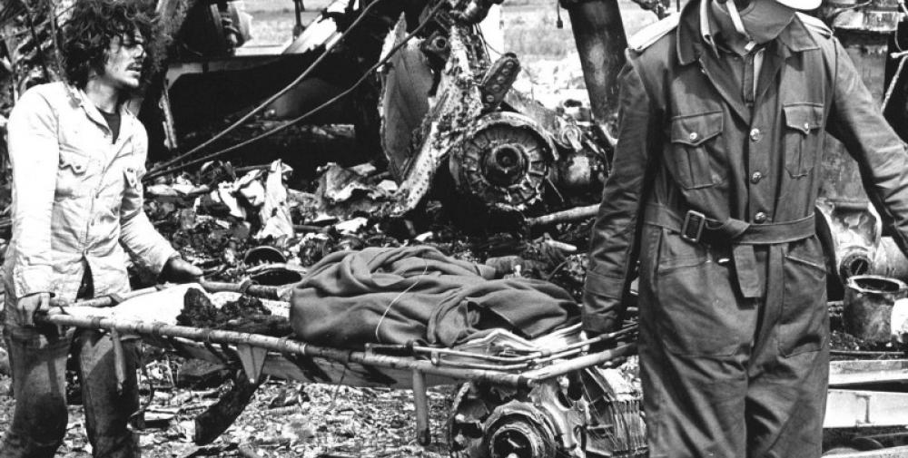 Crash of a Boeing 747-121 in Tenerife: 335 killed | Bureau
