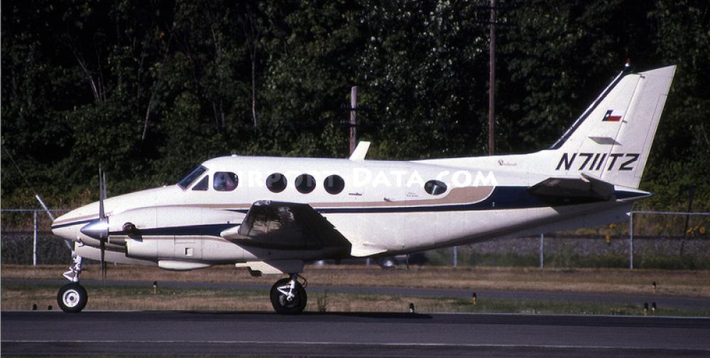 Crash of a Beechcraft King Air 90 in Colorado | Bureau of Aircraft