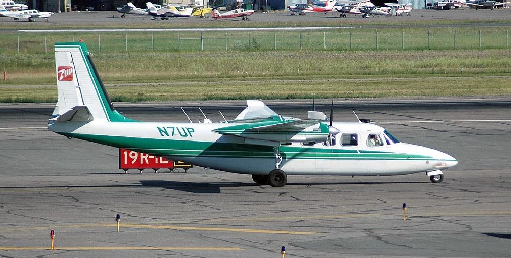 Crash of a Rockwell Aero Commander 680 in North Las Vegas | Bureau