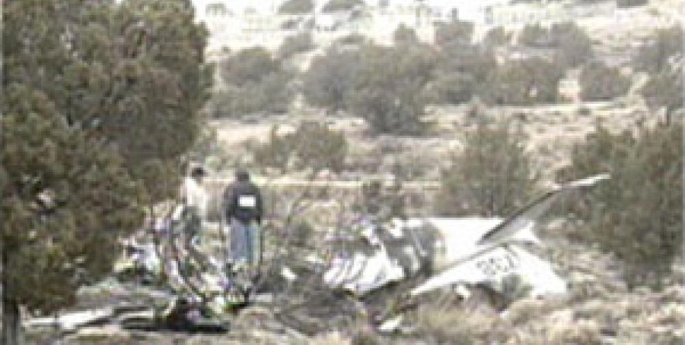 Crash of a Piper PA-31 Navajo Chieftain in Gallup: 1 killed