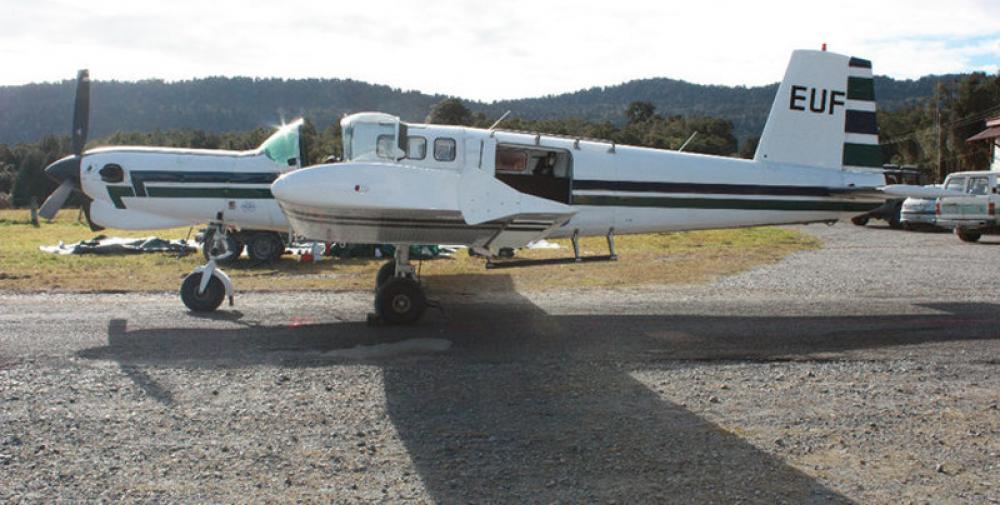 Crash of a PAC Fletcher FU-24 in Fox Glacier: 9 killed