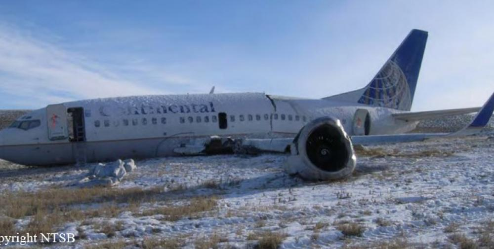 Crash Of A Boeing 737 500 In Denver Bureau Of Aircraft Accidents Archives