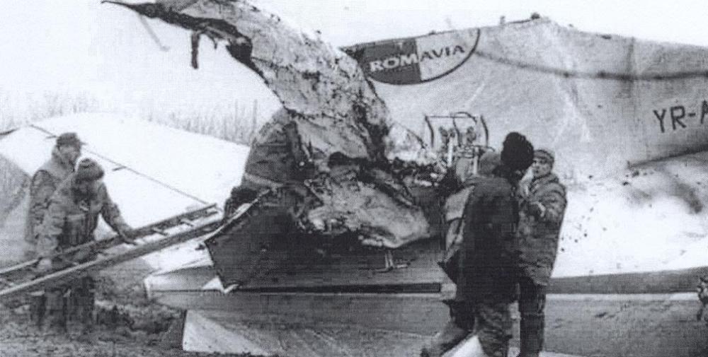Crash Of An Antonov An 24 In Verona 49 Killed Bureau Of Aircraft