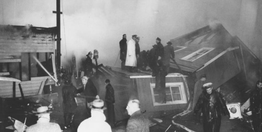 1951 Miami Airlines C-46 crash