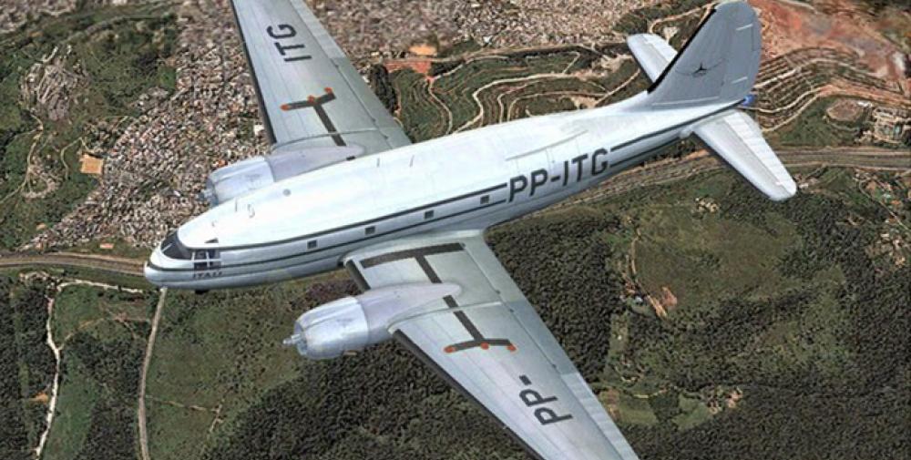 Crash Of A Curtiss C 46a 60 Ck Commando In Vitoria 3 Killed