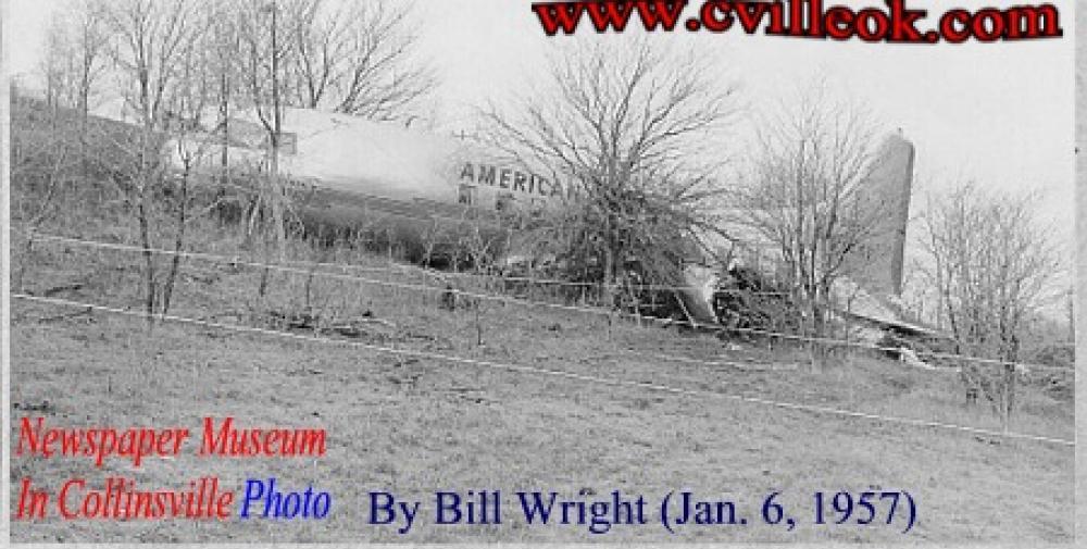Crash of a Convair CV-240-0 in Tulsa: 1 killed | Bureau of Aircraft