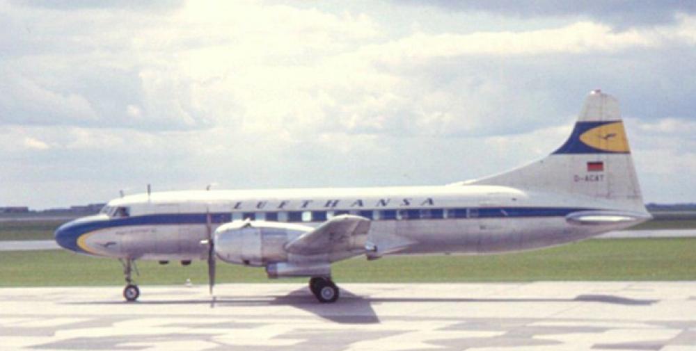 Convair Aircraft Crash - The Best and Latest Aircraft 2018
