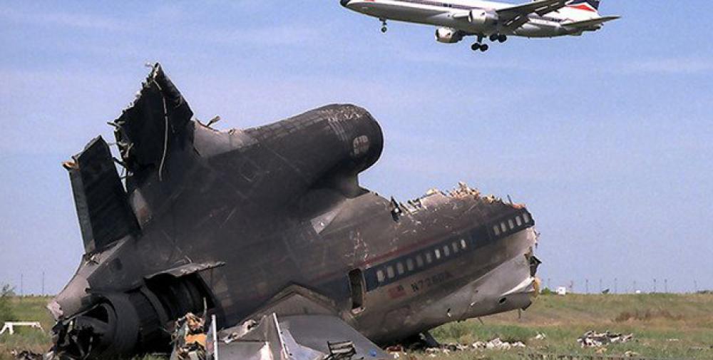 Crash Of A Lockheed L 1011 Tristar I In Dallas 135 Killed